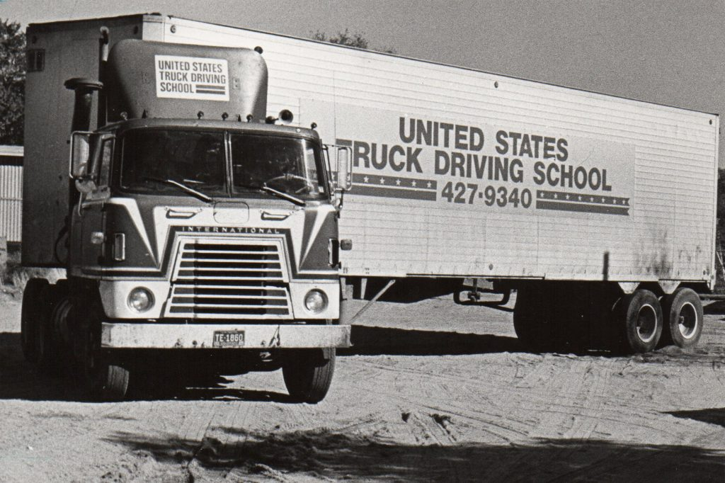 United States Truck Driving School Picture