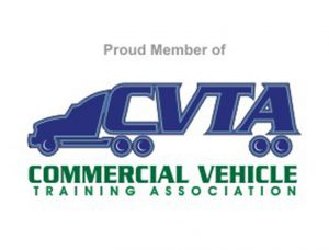 An image of the Commercial Vehicle Training Association (CVTA) logo