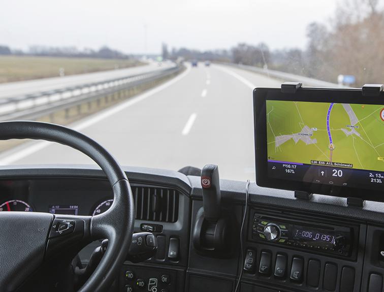Truck Driver Seat