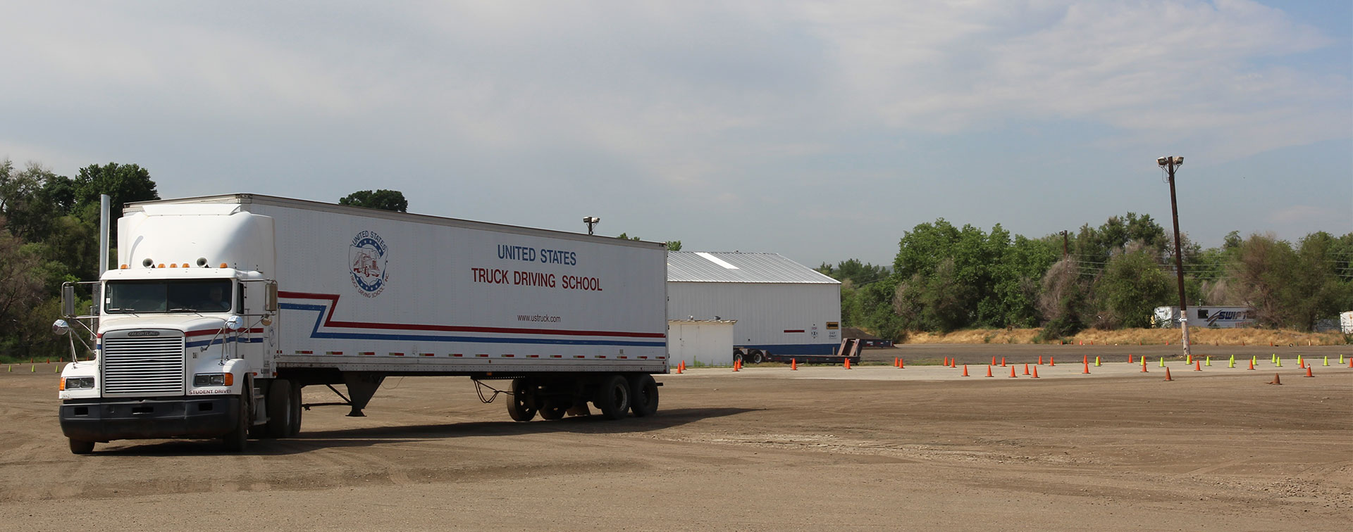 Welcome To United States Truck Driving School