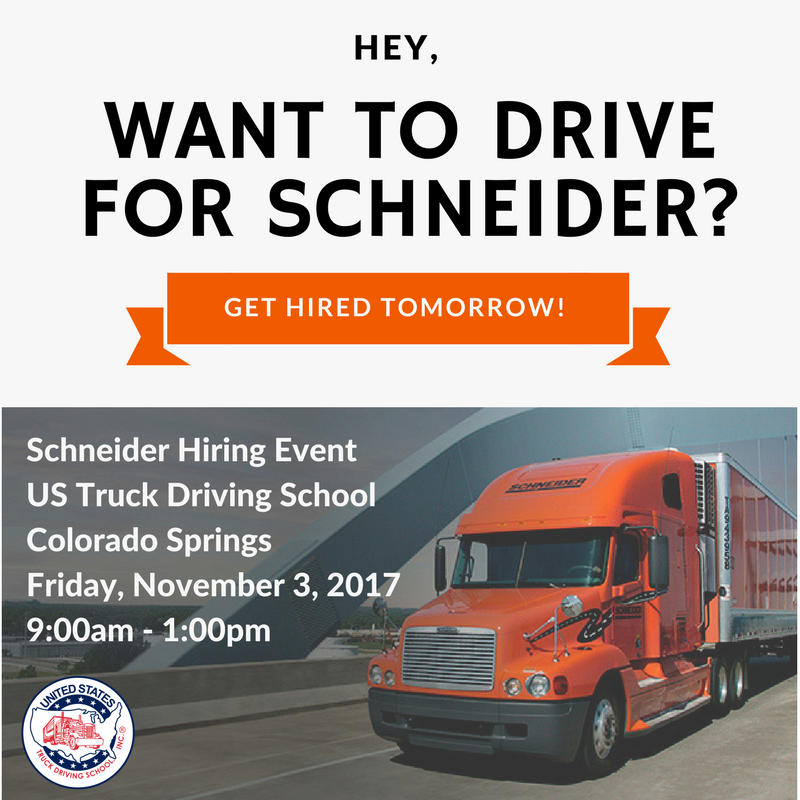 Diver-For-Schneider-Nov-3-2017 - United States Truck Driving